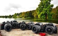 Seis réflex económicas con las que empezar este verano en fotografía