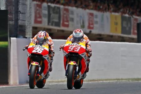 Dani Pedrosa Motogp Catalunya 2017 2