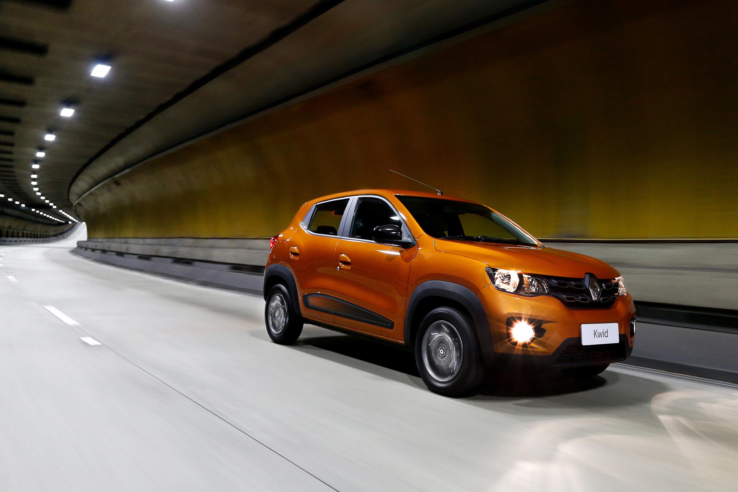 Foto de Renault Kwid (6/45)