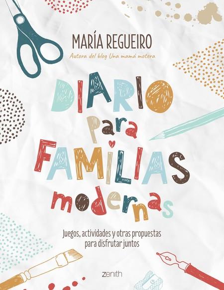 Portada de Diario Para Familias Modernas, de Maria Regueiro