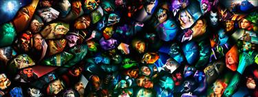 Los 10 mejores héroes de la historia del Dota 2 competitivo