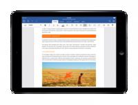 Office en el iPad es un negocio redondo... para Apple