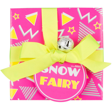 W Christmas Gift Snow Fairy