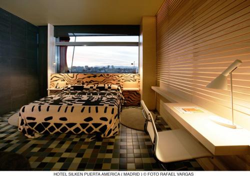 Foto de Hotel Puerta América: Mariscal y Salas  (4/9)