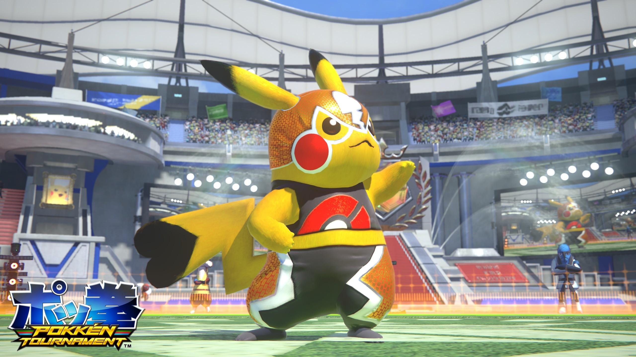 Foto de Pikachu Libre (1/7)