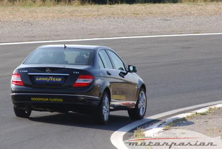 Mercedes-Benz C 200 CDI BlueEFFICIENCY, prueba (parte 2)