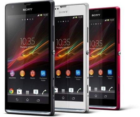 Sony Xperia SP, toda la información