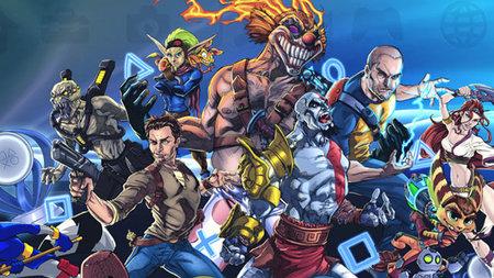 El infame Cole MacGrath y los aventureros Jak y Daxter tampoco faltarán a la cita de 'Playstation All-Stars Battle Royale'