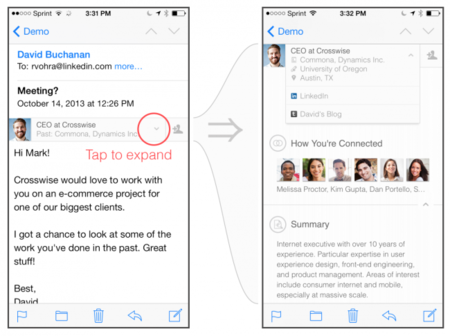 LinkedIn cierra Intro, su polémico plugin para iOS Mail