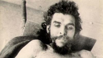 Ocho nuevas fotos del cadáver del Che aparecen en un pueblo español