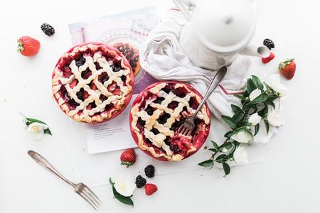 15 tartas fáciles y rápidas de fruta para hacer en tu próxima reunión de amigos en casa