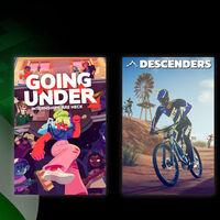 Going Under y Descenders están para jugar gratis este fin de semana con Xbox Live Gold