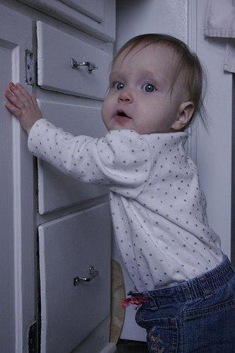 Consejos de seguridad infantil en la cocina