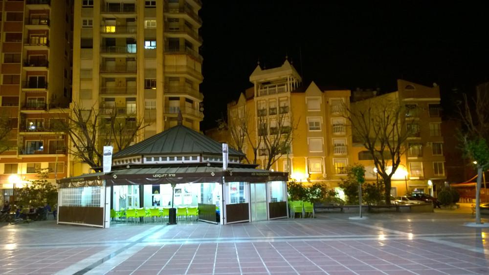 Lumia Exterior Noche