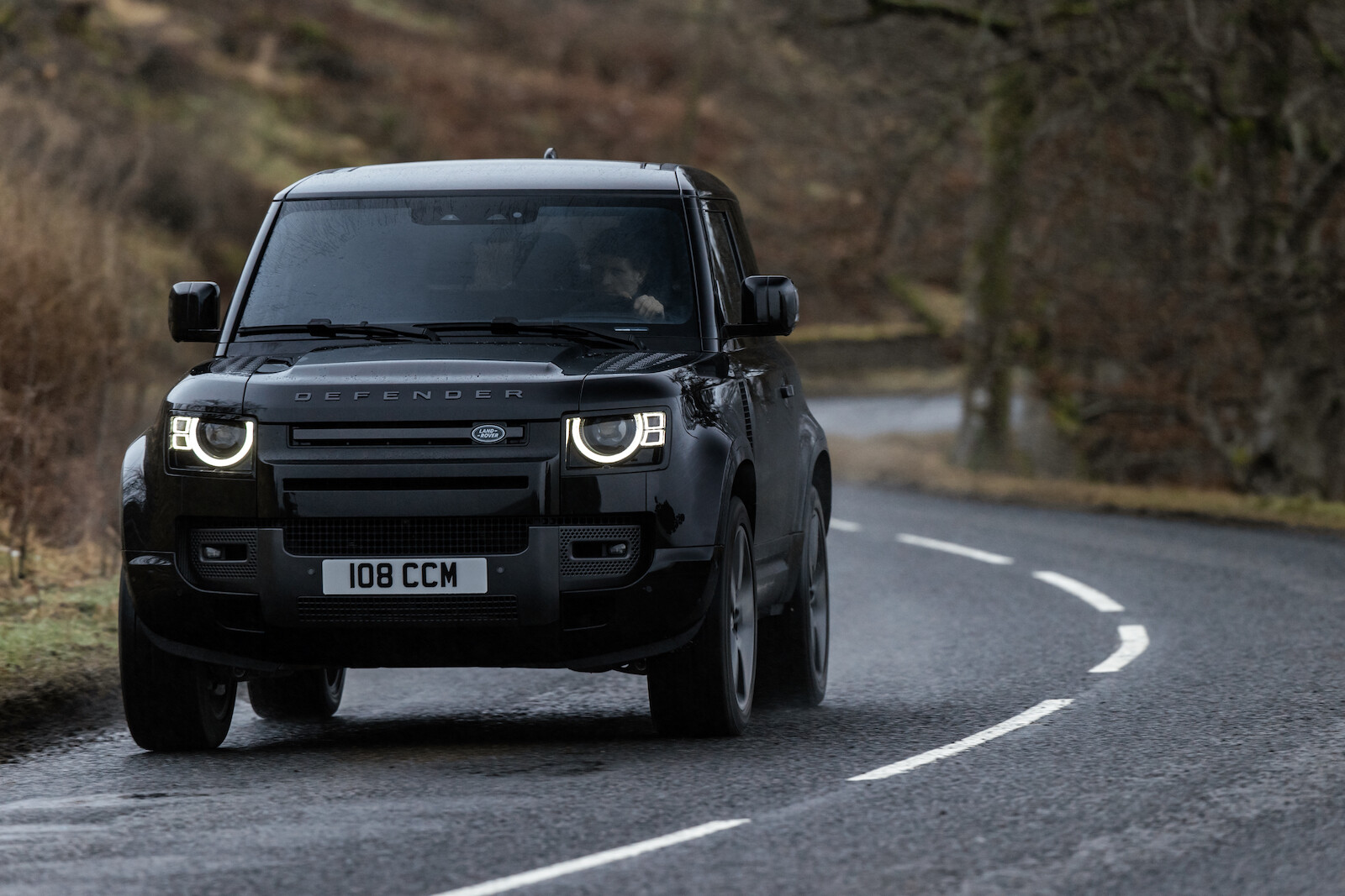Foto de Land Rover Defender V8 (19/30)