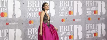 La alfombra roja al completo de los BRIT Awards 2019, para que no te pierdas ni un solo look