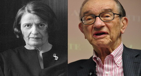 La influencia de Ayn Rand sobre Alan Greenspan y su génesis en la crisis financiera