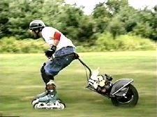Patines, velocidad y el Roller Cycle