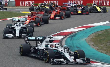 Gran Premio China F1 2020