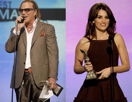 Ganadores de los Independent Spirit Awards 2009