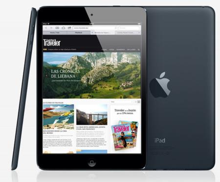 Nuevo iPad Mini, una revisión del tablet, la primera vez que Apple me da razones para cambiar mi iPad 1G