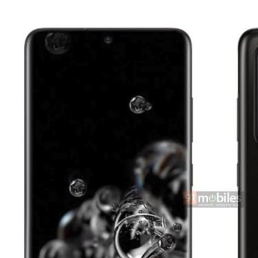 El diseño de los Samsung Galaxy S20, S20+ y S20 Ultra 5G se filtra al completo en nuevas imágenes