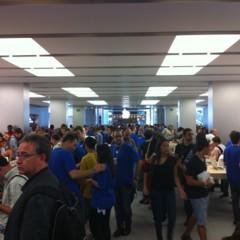 Foto 60 de 93 de la galería inauguracion-apple-store-la-maquinista en Applesfera