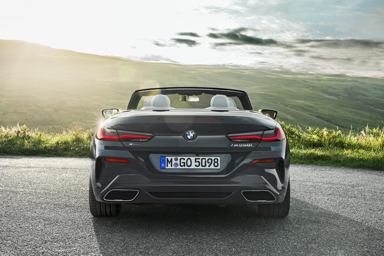 Foto de BMW Serie 8 Cabrio (42/75)
