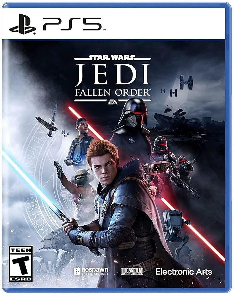 Star Wars Jedi: Fallen Order para PS5 (precio más bajo histórito)