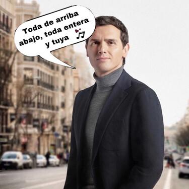Albert Rivera, el político al que más le jode que le llamen de Orange, cuenta en 'El Hormiguero' que está super feliz con Malú, aunque por sus canciones no lo parezca