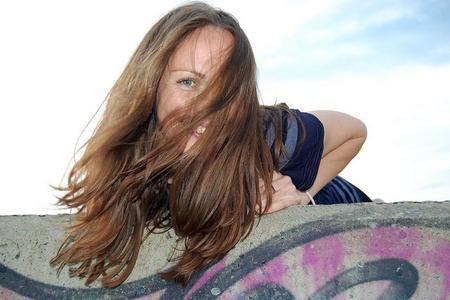 La clave para el brillo y volumen del cabello está en el interior