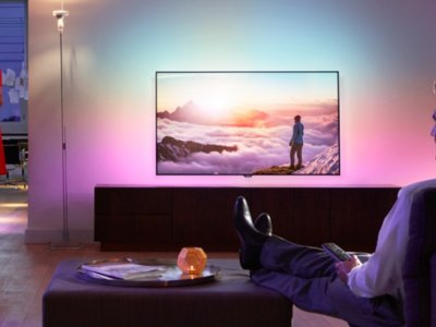 Así queda la nueva gama media-alta de smart TV de Philips para 2016