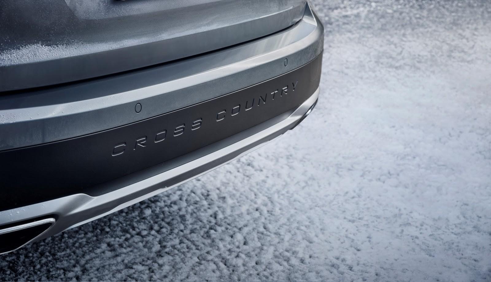 Foto de Volvo V90 Cross Country (13/24)