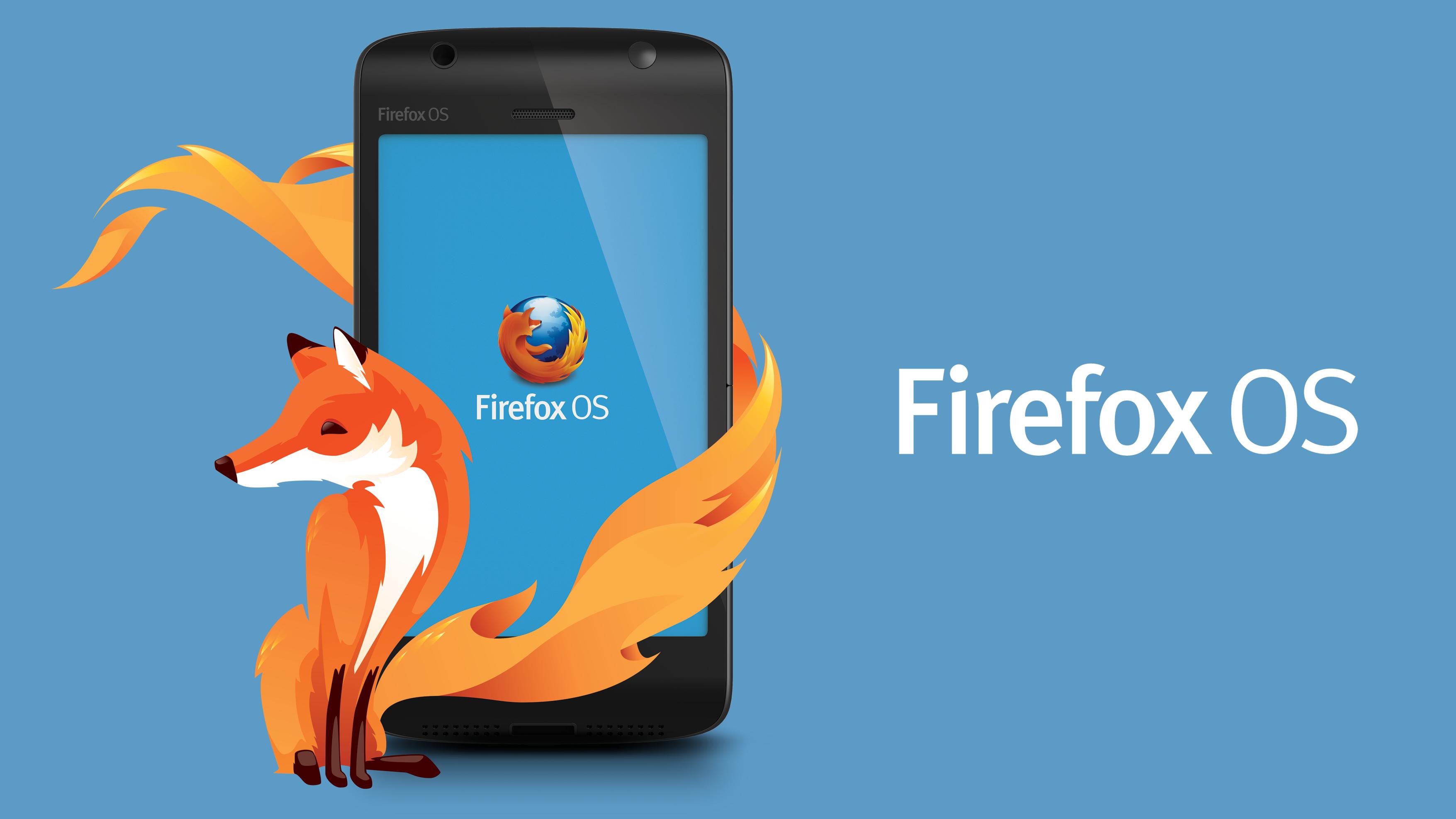 Resultado de imagen de Firefox OS