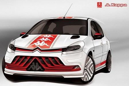 Extrañas recetas: Dongfeng Citroën C2 vestido por Kappa