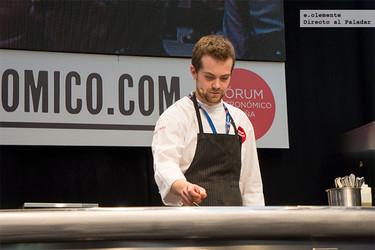 El mejor chef gallego es Diego López de La Molinera en Lalín