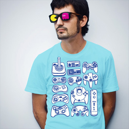 Camiseta All Times Gamer