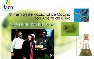 """""""Perfume"""" gana el premio """"Jaén, paraíso interior 2007"""""""