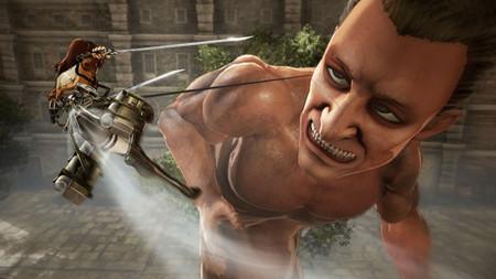 Muestran más imágenes y un video con ocho minutos de gameplay del juego de Shingeki no Kyojin para PS3, PS4 y PSVita