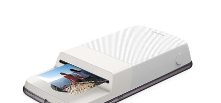 Insta-Share Printer, Polaroid se suma al ecosistema Moto Mods con una impresora portátil para los Moto Z