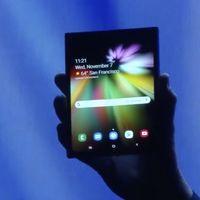 El teléfono plegable de Samsung no será sólo un experimento, fabricarán un mínimo de un millón de unidades