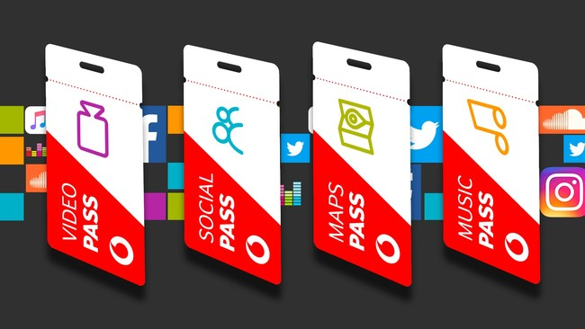 ¿Es Vodafone Pass lo más parecido a una tarifa casi ilimitada de datos para el móvil?