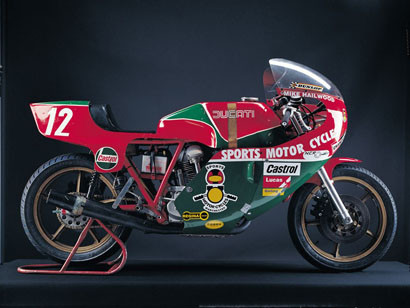 Ducati MH 900 Mike Hailwood TT 78