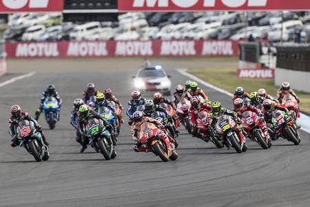 MotoGP Australia 2019: Horarios y dónde ver las carreras en directo