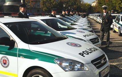 Kia cee'd para la policía eslovaca
