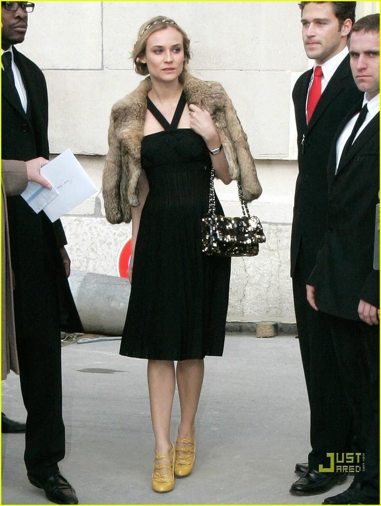 Foto de famosas alta costura paris 2008 (9/11)
