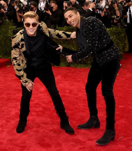 ¿Es la colección de Balmain x H&M un homenaje al estilo de Justin Bieber?