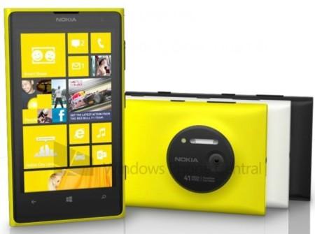 Nokia Lumia 1020, se filtran sus especificaciones y se le relaciona con Telefónica