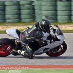 Öhlins, 113 cv y cambio semi; descubrimos la cara más sport de la Ducati Supersport S en circuito