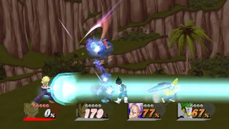¿Goku en Smash? Mod para convertir smash en Super Smash Bros. Brawl Z